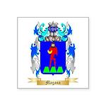 Magana Square Sticker 3