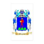 Magana Sticker (Rectangle 50 pk)