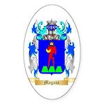 Magana Sticker (Oval 50 pk)
