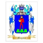 Magana Small Poster