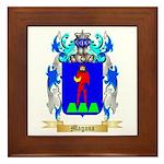 Magana Framed Tile