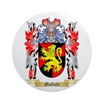 Maffulli Round Ornament