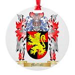 Maffioli Round Ornament