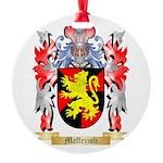 Maffezzoli Round Ornament