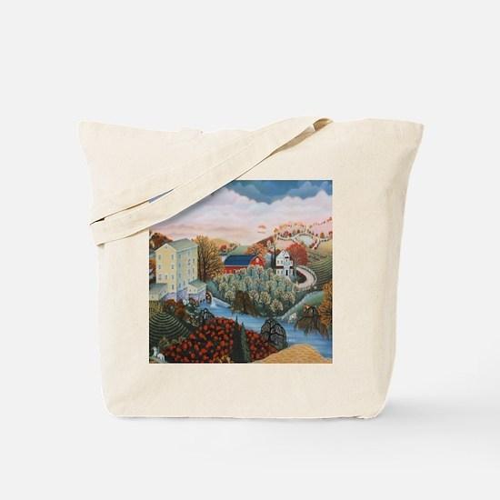 Unique Oil painting Tote Bag