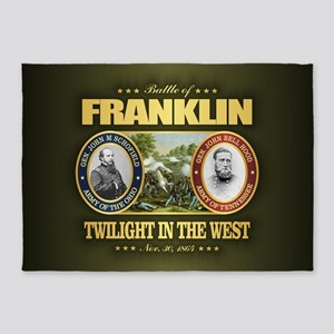 Battle of Franklin (FH2) 5'x7'Area Rug