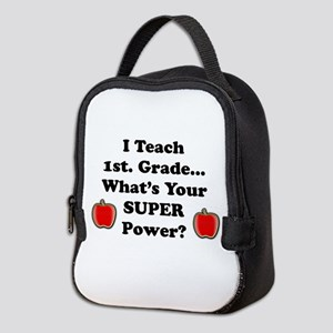 1st. Grade Teacher Neoprene Lunch Bag