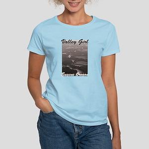 Valley Girl Eugene Oregon T-Shirt