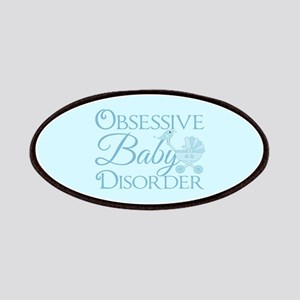 Cute Baby Obsessed Patch