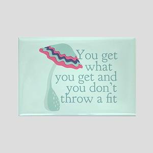 Cute PreK Quote Rectangle Magnet