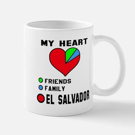 My Heart Friends, Family and El Mug