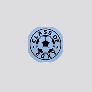 Class of 20?? Soccer Mini Button
