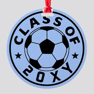 Class of 20?? Soccer Ornament