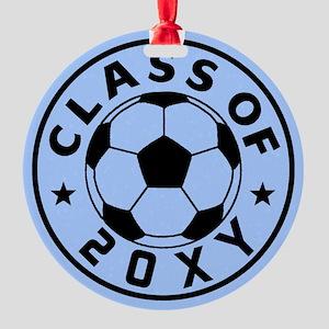 Class of 20?? Soccer Ornament