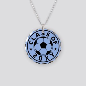 Class of 20?? Soccer Necklace