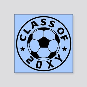 Class of 20?? Soccer Sticker