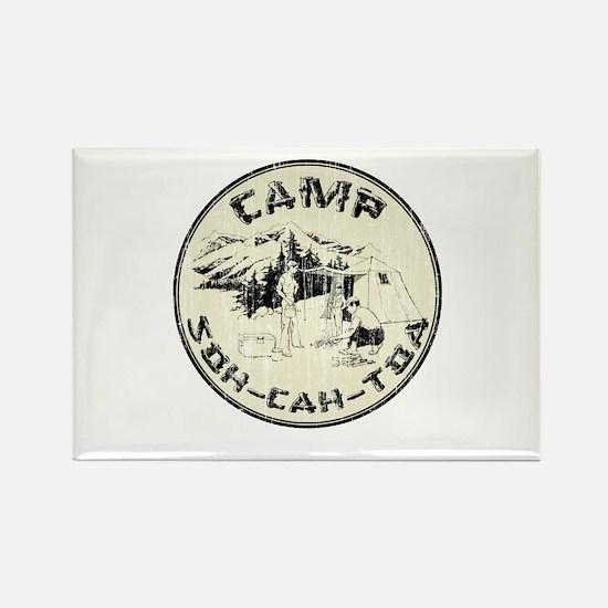 Camp Soh Cah Toa Rectangle Magnet