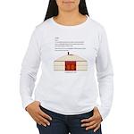 Yurt Definition Women's Long Sleeve T-Shirt