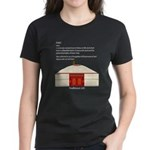 Yurt Definition Women's Dark T-Shirt