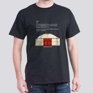 Yurt Definition Dark T-Shirt