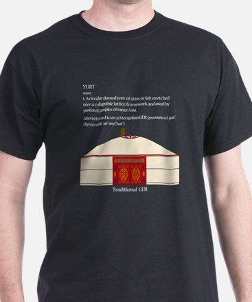 Yurt Definition T-Shirt