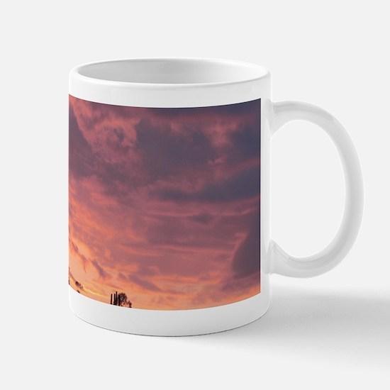 Camino dawn Mugs