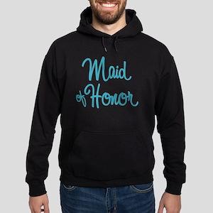 Maid of Honor Hoodie (dark)