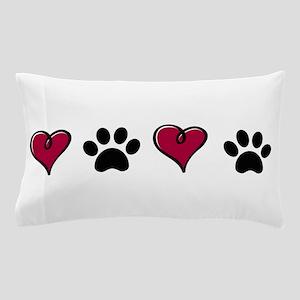 Love Pets Pillow Case