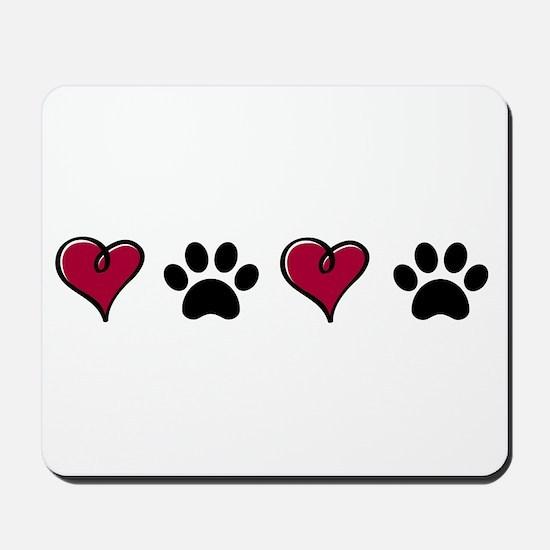 Love Pets Mousepad