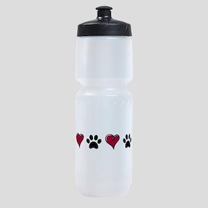 Love Pets Sports Bottle