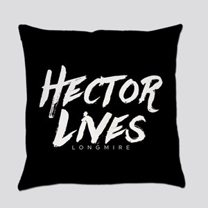 Hector Lives Longmire Everyday Pillow