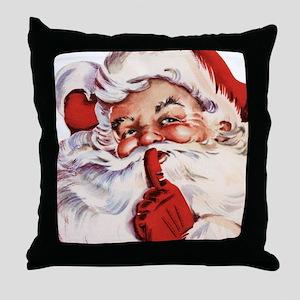 Santa20151105 Throw Pillow