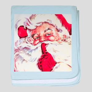 Santa20151106 baby blanket