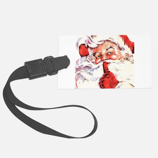 Santa20151106 Luggage Tag
