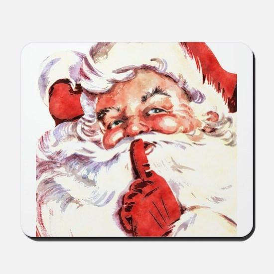 Santa20151106 Mousepad