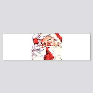Santa20151106 Bumper Sticker