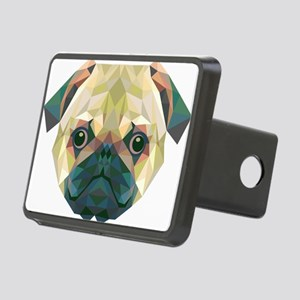 Pug Rectangular Hitch Cover