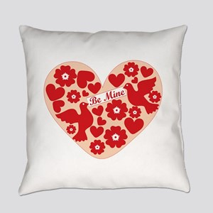 Be Mine Everyday Pillow