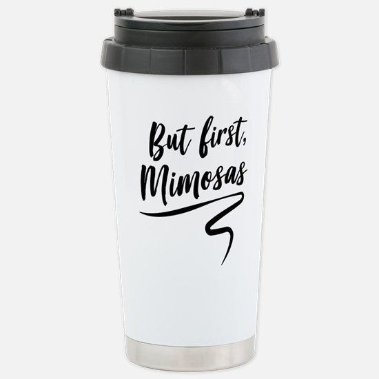 But first, mimosas Mugs