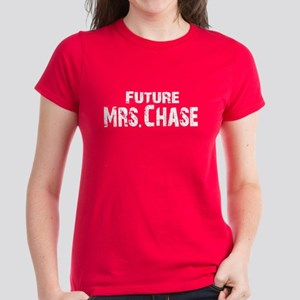 Future Mrs. Chase Women's Dark T-Shirt