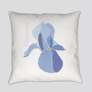 Eloquence Everyday Pillow
