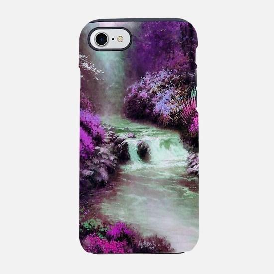 Floral Landscape iPhone 8/7 Tough Case