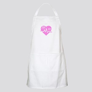 Cute enough to stop your heart Apron