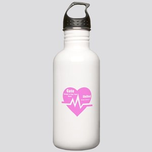 Cute enough to stop yo Stainless Water Bottle 1.0L