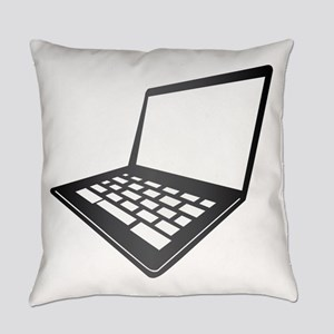 Mac Laptop Everyday Pillow