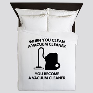 Vacuum Cleaner Queen Duvet
