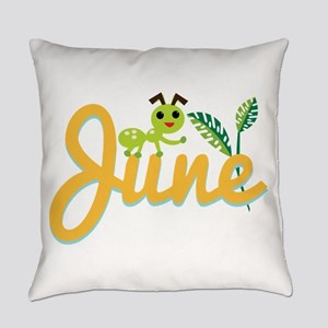 June Ant Everyday Pillow