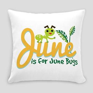 June Bug Everyday Pillow