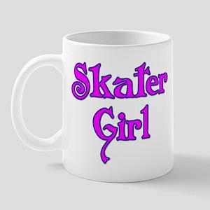 Skater Girl Mug
