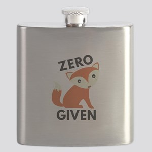 Zero Fox Given Flask
